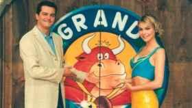 Ramón García durante su paso por el 'Grand Prix'