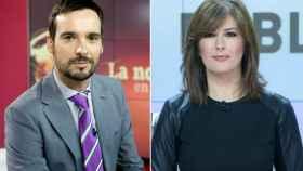 Lluís Guilera y Lara Siscar (RTVE)