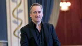 El director de orquesta James Conlon, en el Teatro Real.