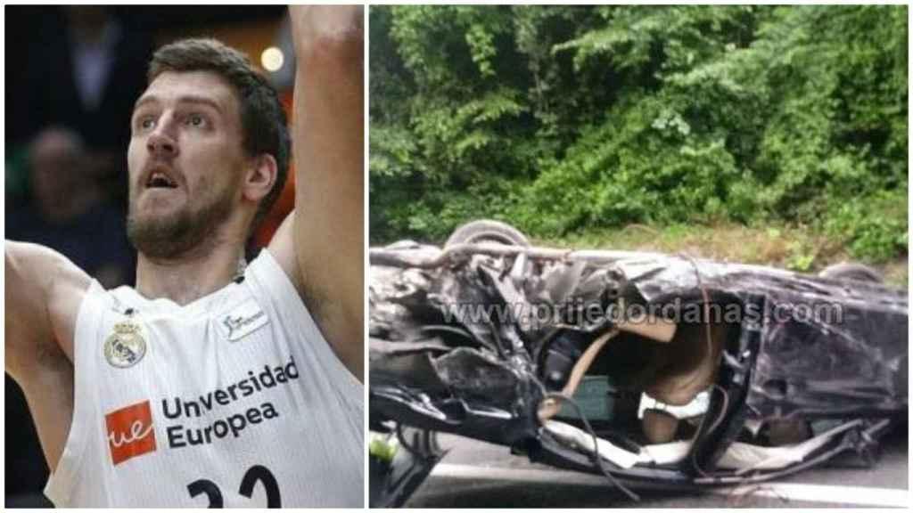 El accidente de tráfico de Kuzmic