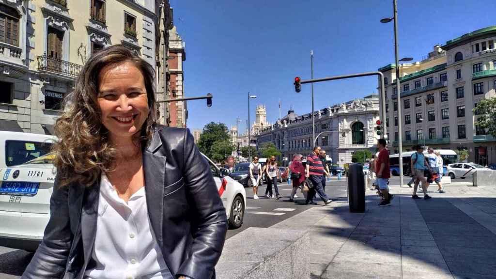 Susana del Río Villar, doctora en Ciencia Política y experta de la UE.