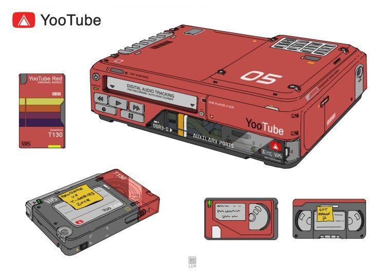 ilustración YouTube