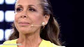 La cantante en 'Supervivientes: Conexión Honduras'.