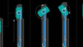 Así funciona la cámara triple rotatoria del Samsung Galaxy A80