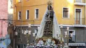 Virgen del Carmen de Cuenca