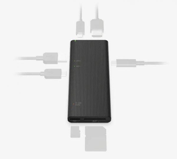 Hub USB Sony MRW-S3 1
