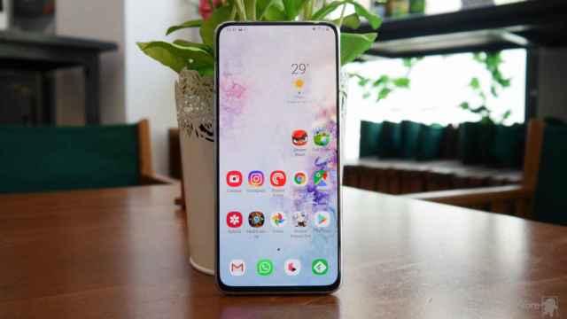 Análisis del Samsung Galaxy A80: el móvil que busca ser único