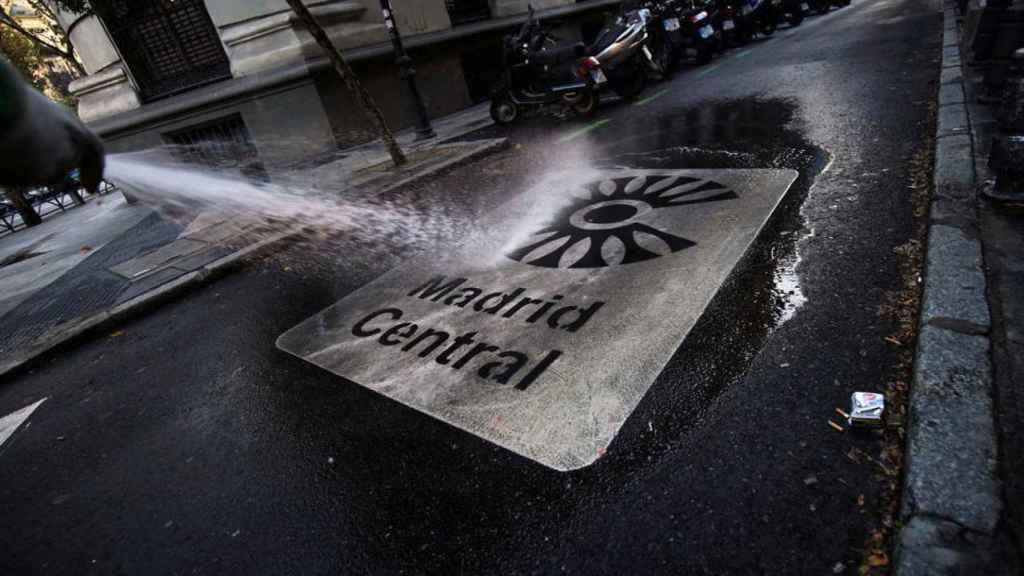 El juez mantiene Madrid Central al dar prioridad a la salud