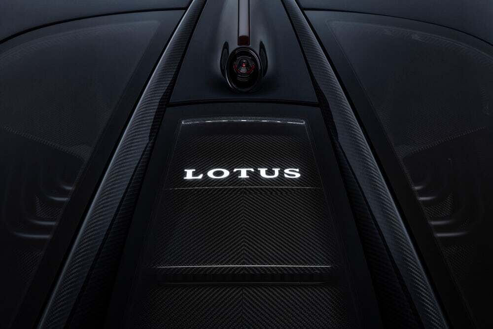Lotus Evija 7