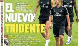 La portada del diario MARCA (19/07/2019)