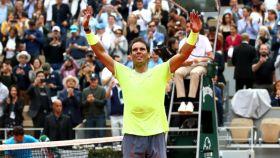 Nadal, en Roland Garros
