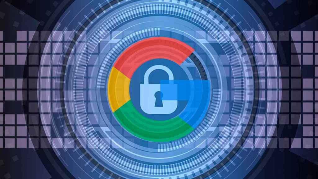 Seguridad en Google.