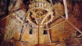 Interior de la mina de Almadén