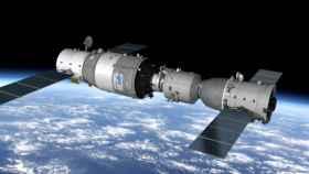 tiangong-2 estacion espacial china 1