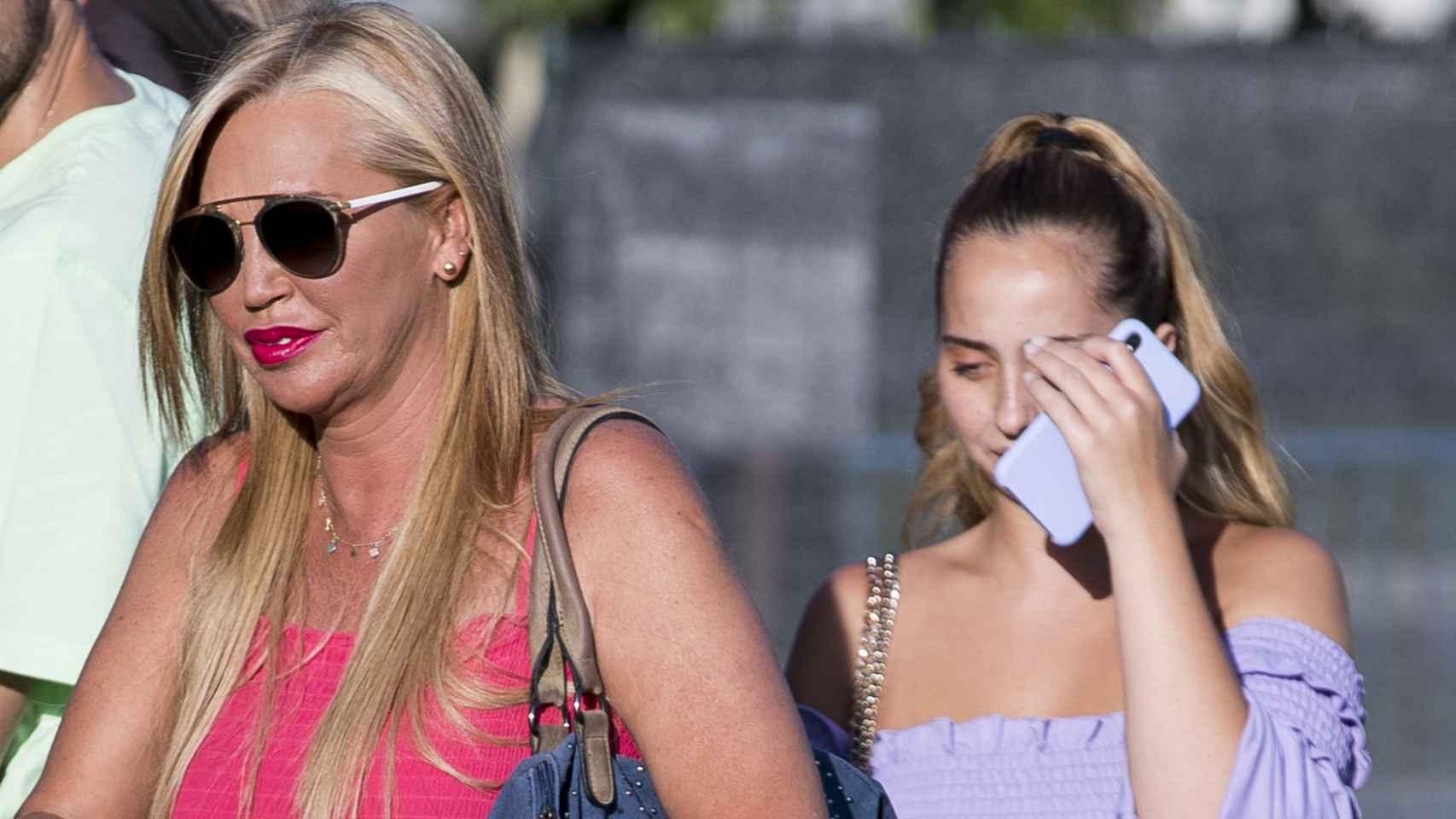 La vida secreta de Andrea Janeiro: la hija de Belén que se niega a ser famosa cumple 20 años