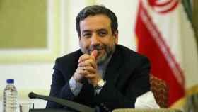 Abbas Araqchí, viceministro de Exteriores de Irán.