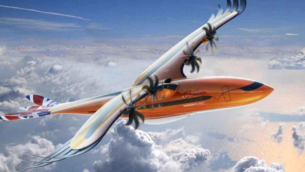 airbus avion bird of prey 1