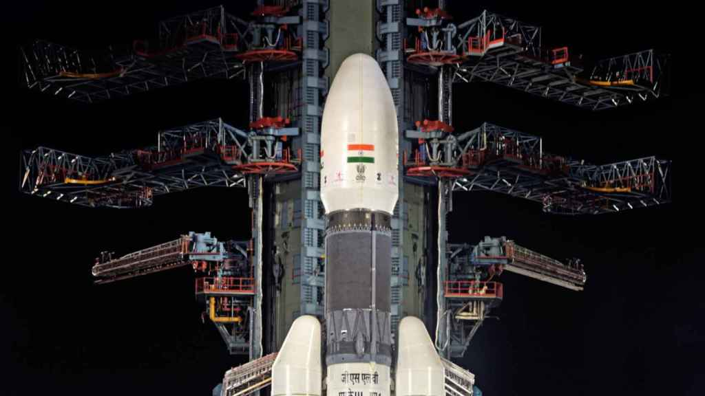 Sonda Chandrayaan 2.