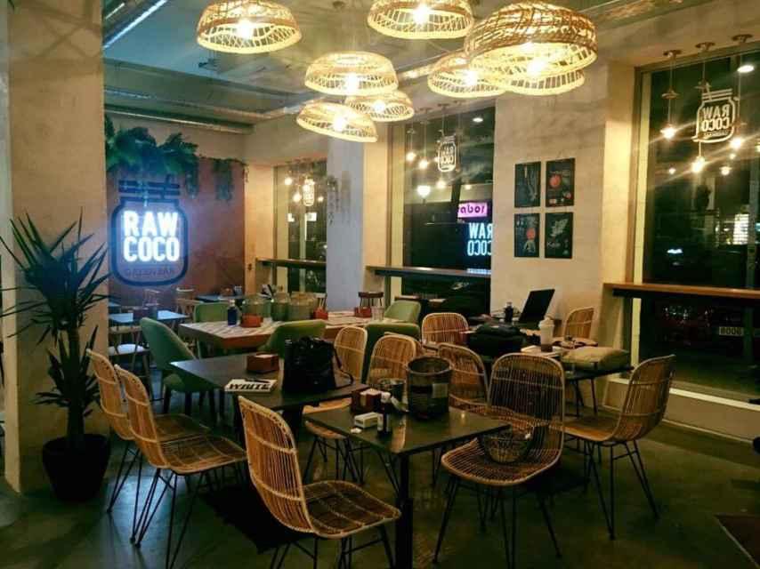 Foto: Rawcoco Green Bar