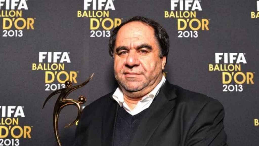 Keramuddin Karim, expresidente de la Federación Afgana de Fútbol