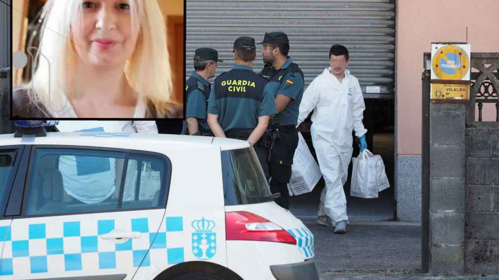 María, la cajera asesinada en Vilalba.
