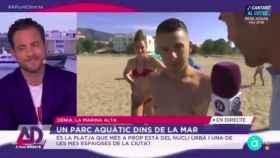 Así humilla la televisión pública valenciana a un madrileño incauto