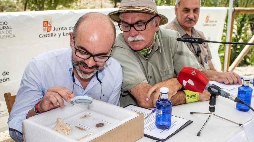 Presentación del balance de la campaña de excavaciones de Atapuerca 2019 desde mediados de junio y hasta finales de este mes.