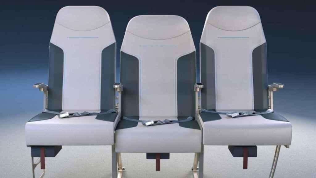 molon labe asientos avion 3