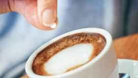 Café con sacarina