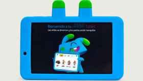 Movistar JappyTablet, una nueva tablet para niños
