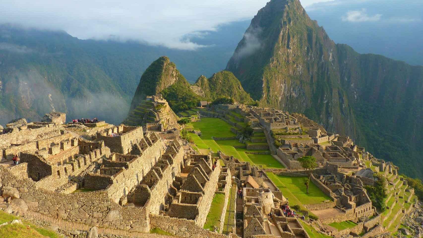 Machu Picchu 108 Años De Su Descubrimiento