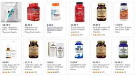 Docenas de suplementos de ácido alfa lipoico se venden sin restricciones en la Red.