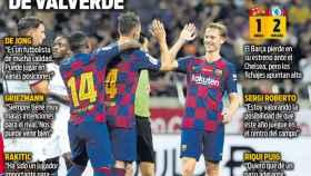 Portada Sport (24/07/19)