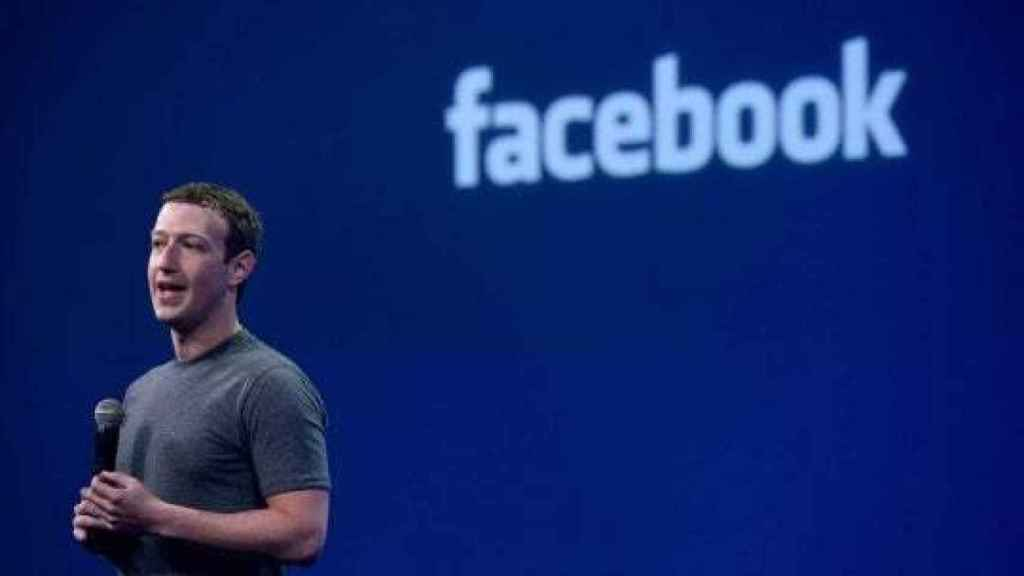 Marck Zuckerberg, fundador de Facebook./
