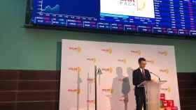 Presentación de Solarpack, en una imagen de archivo.