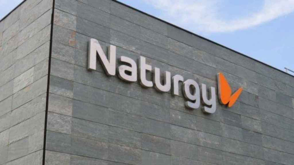 Logo de Naturgy.
