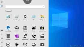 El nuevo menú de Windows 10 filtrado