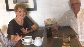 En la imagen, 'Lele', la británica que ha aparecido muerta en su vivienda en Cádiz.  Mirror