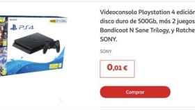 PlayStation 4 a un céntimo: así la ha liado Alcampo con esta oferta sin precedentes