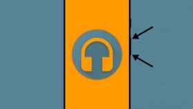 Cómo saltar de canción usando los botones de volumen del móvil