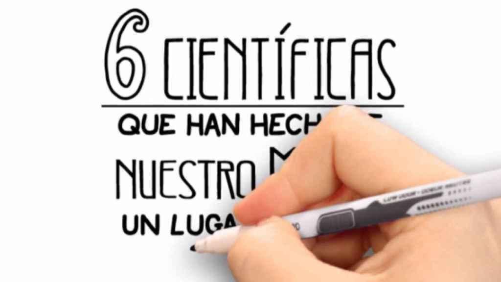 Las 6 científicas que cambiaron el mundo
