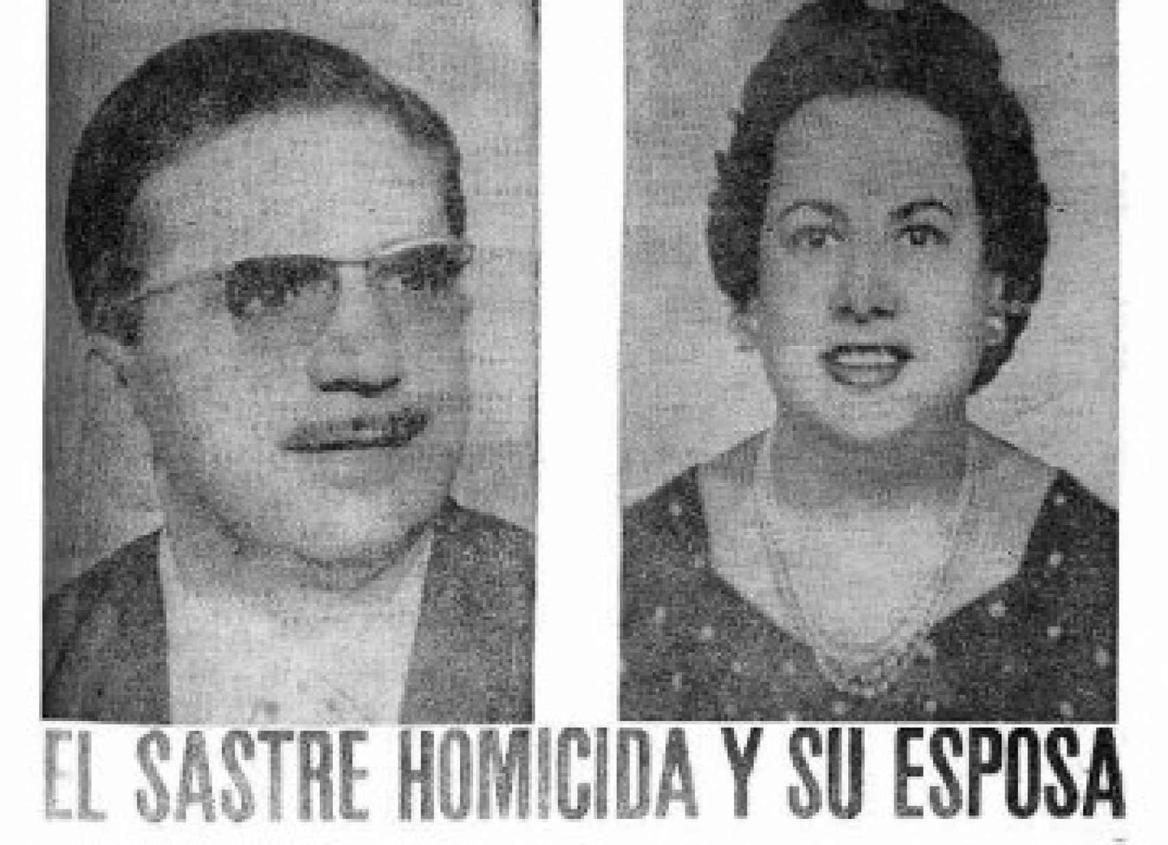 El sastre José María Ruiz asesinó a su mujer Dolores Bermúdez y sus cinco hijos.