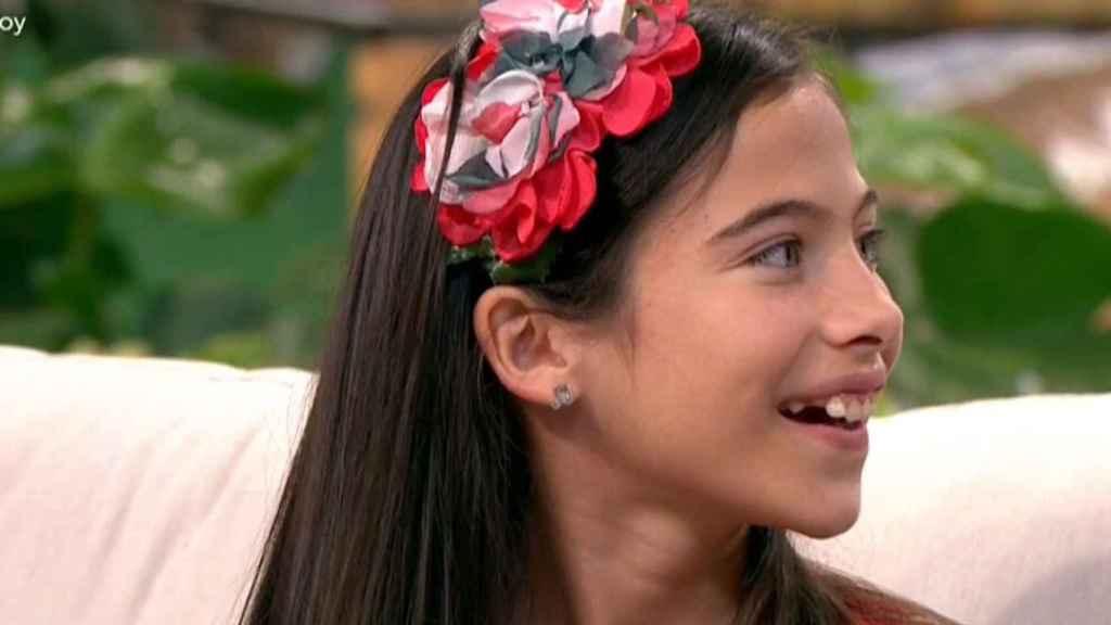 Melani ('La Voz Kids') representará a España en Eurovision Junior 2019