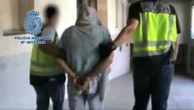 detencion violador ascensor valladolid