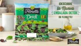 Ensalada 'Detox', una de las afectadas en Canarias.