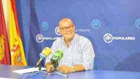 Emilio Bravo, alcalde de la localidad toledana de Mora