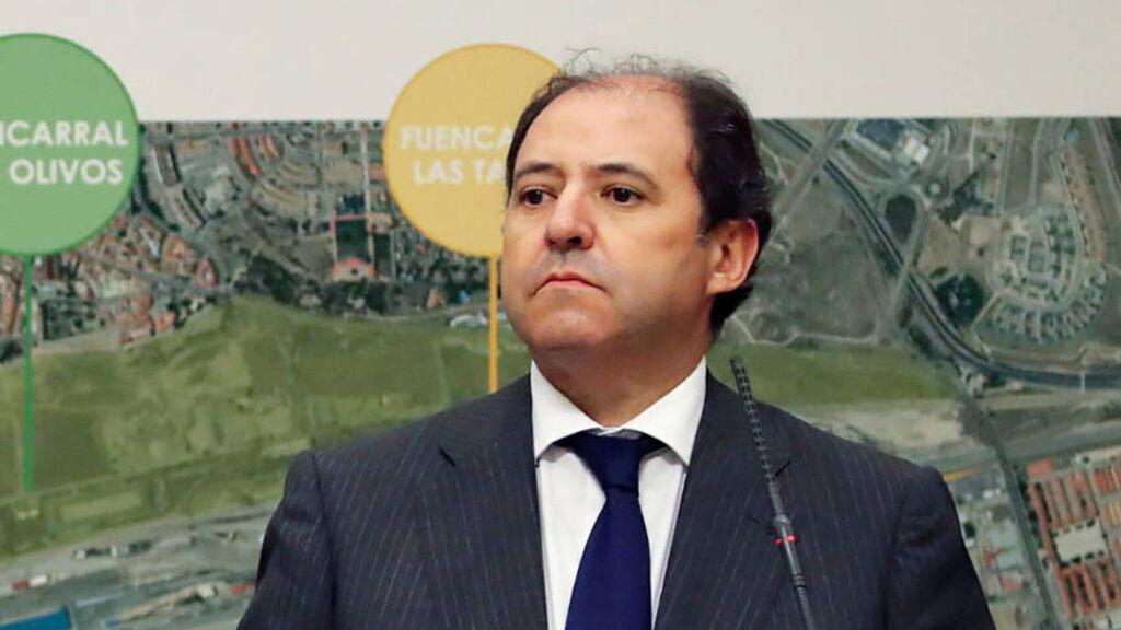 Antonio Béjar, exdirectivo de BBVA imputado en el 'caso Villarejo'.