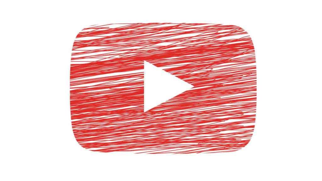 Logo de YouTube.