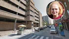 La jueza pitonisa, en el Juzgado de Violencia sobre la Mujer de La Coruña.