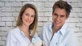Carlos Baute y Astrid Klisans en una imagen reciente.
